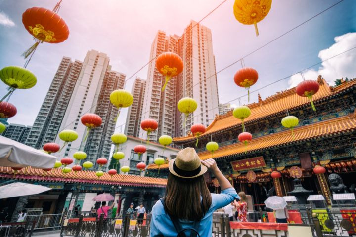 香港に旅行へ行こう!項目別に見る香港への旅費の予算・相場