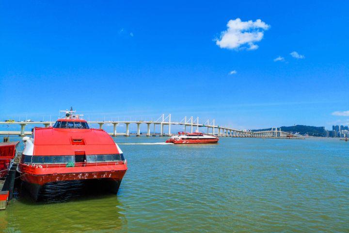 香港国際空港から入国なしでマカオに行けるフェリーがおすすめ