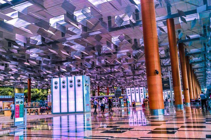 空の旅をより楽しむためにシンガポール・チャンギ空港を知ろう!