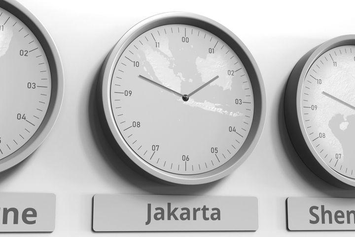 インドネシアの時差は3つ?WIB・WITA・WITはなにを表しているか