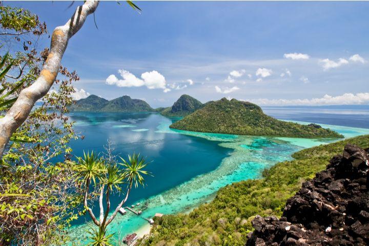 ボルネオ島の治安をマレーシア・インドネシア・ブルネイの領土に分けて解説