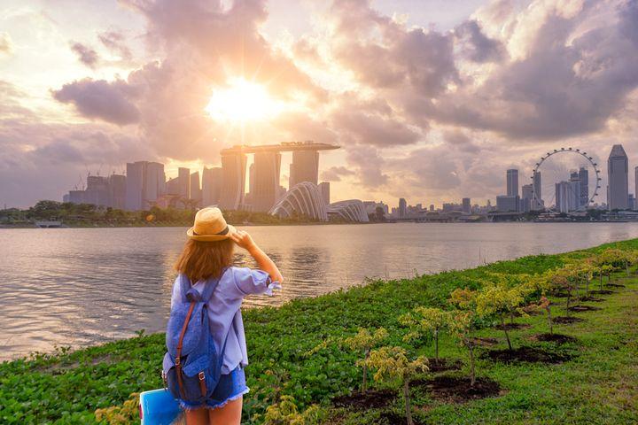 女子ひとり旅や海外初ひとり旅に最適のシンガポール旅行にいこう