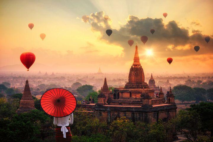 ミャンマーを観光するときのおすすめスポットをご紹介!